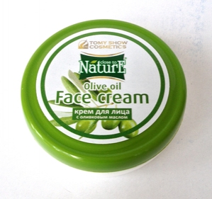 Крем для лица Face Cream Nourishing CLOSE to NATURE with Oil Olive